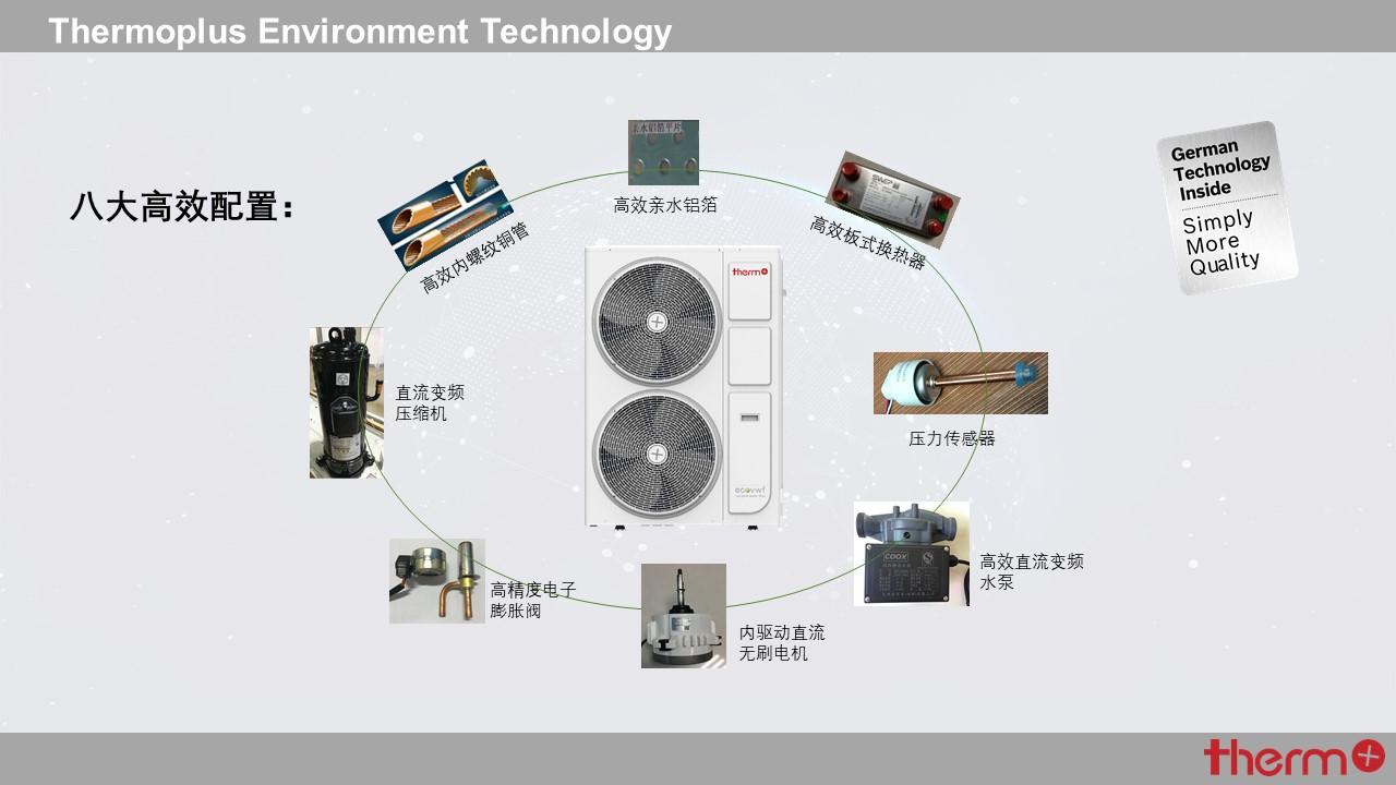 迪莫全直流变频空气源热泵插图(4)