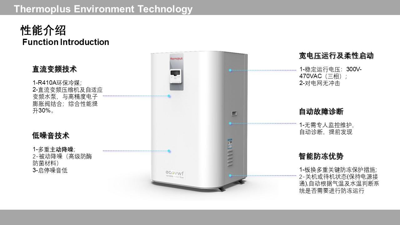 迪莫变频地源热泵机组插图(1)